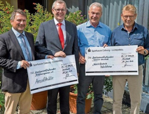 5000 Euro – gut für Neustadt