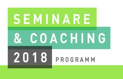 Seminarprogramm 2018