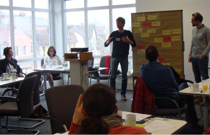 """Miteinander wachsen: Personalentwicklung als Chance – """"PersoChance"""""""