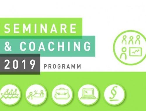 Unser Seminarprogramm 2019
