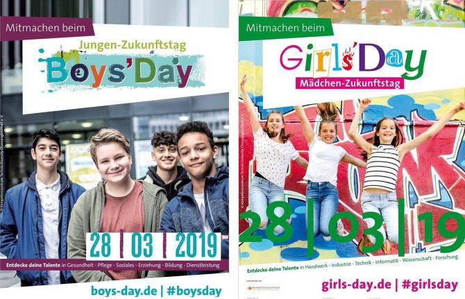 Girls' Day & Boys' Day 2019
